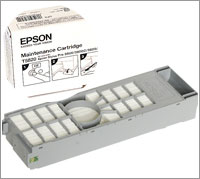 epson medium format maintenance tank