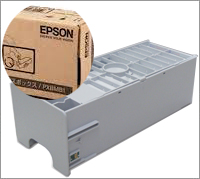 epson wide format maintenance tank